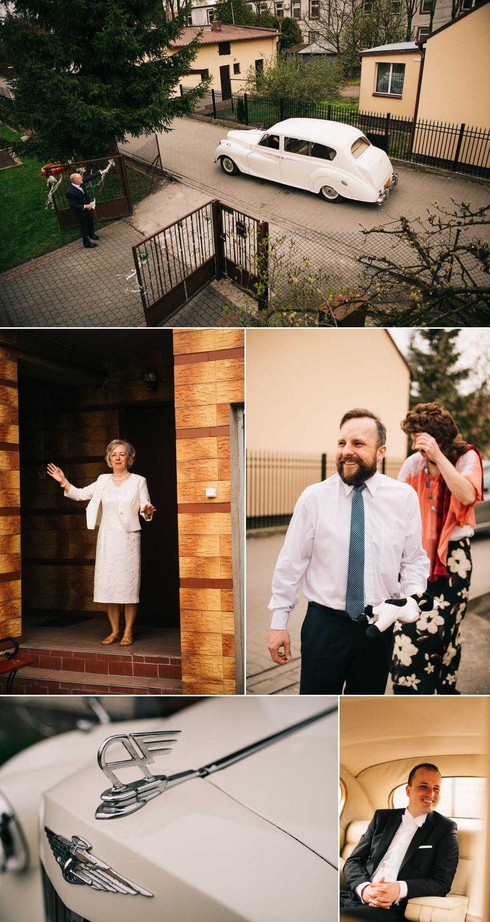 Magda Mariusz reportaż ślubny Marifoto