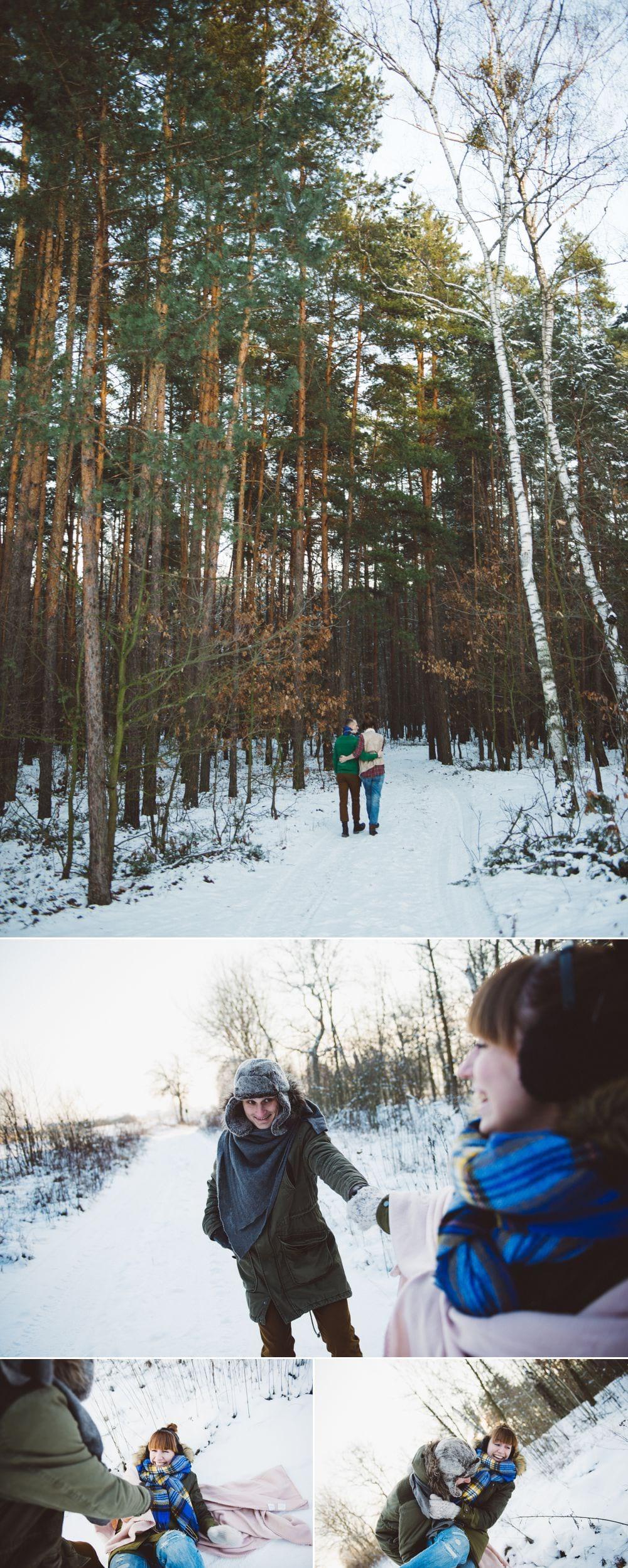 Fotografia narzeczeńska Marifoto