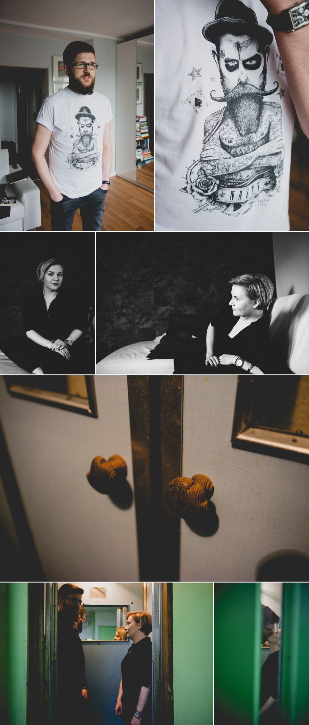 Asia Michał sesje zakochanych Marifoto